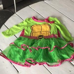 Baby Girls Ninja Turtle Dress